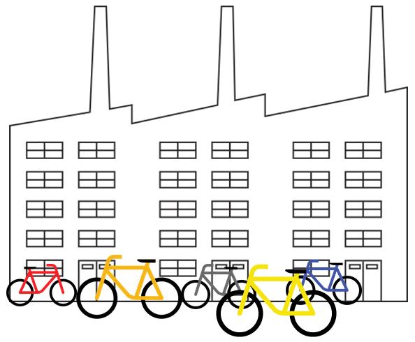Sykkelverksted og vinterlagring