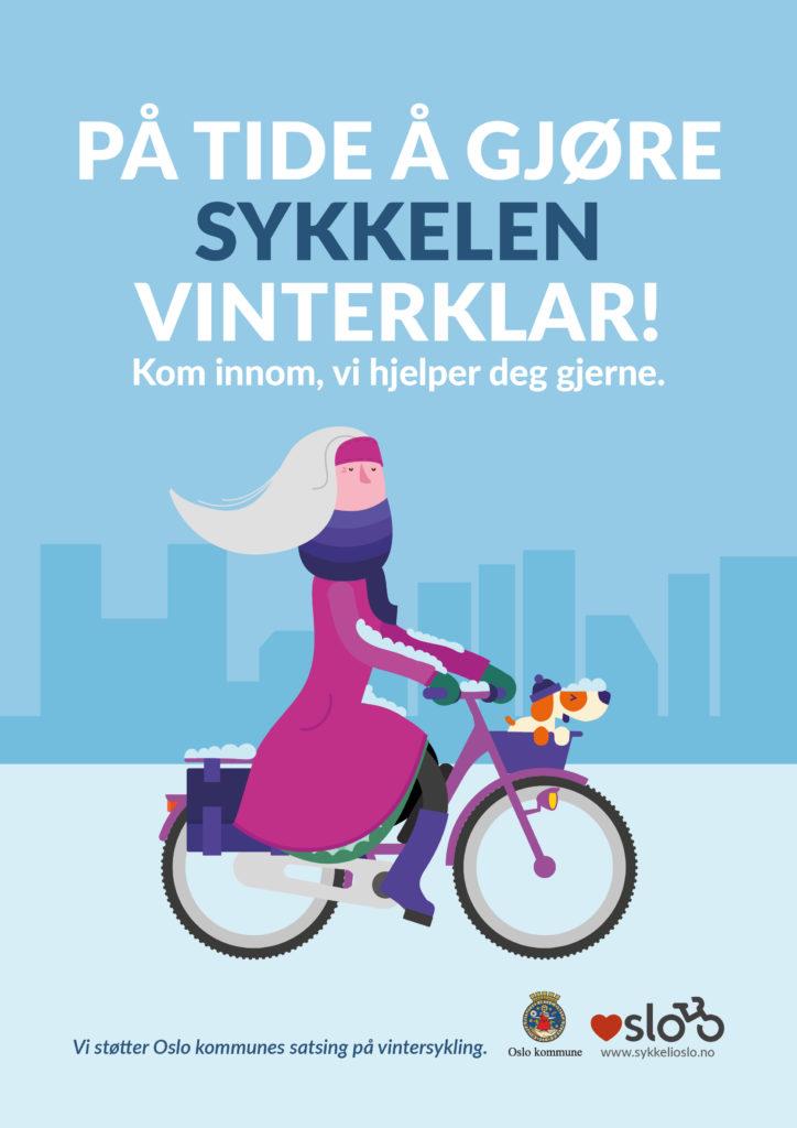 Sykkelkampanje